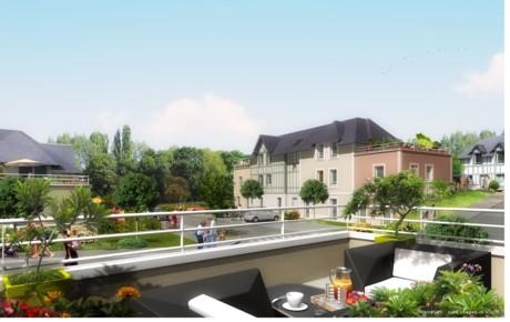 Achat appartement neuf Normandie Deauville