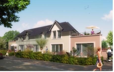 Achat maison neuf Deauville Normandie Duflot