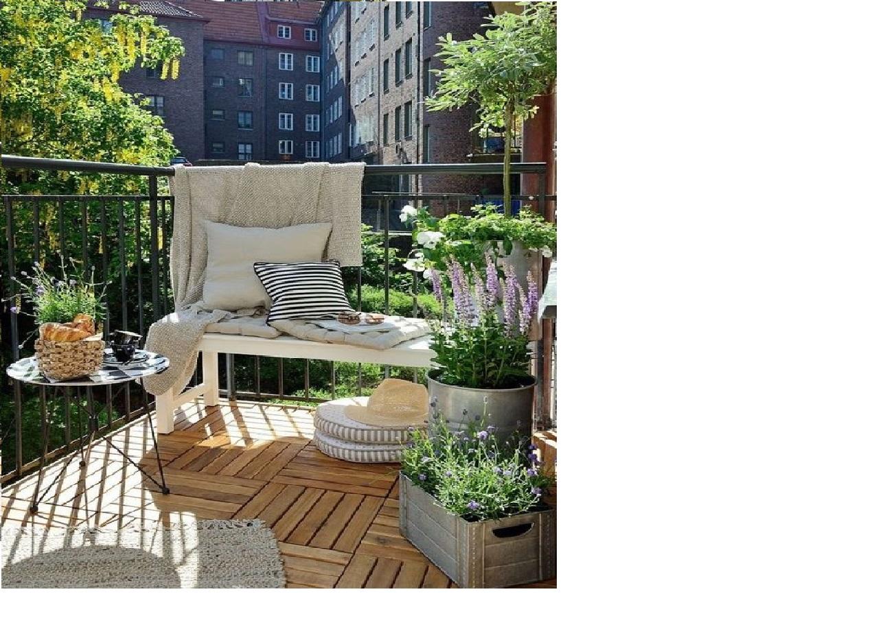 am nager facilement sa terrasse son balcon ou sa loggia. Black Bedroom Furniture Sets. Home Design Ideas