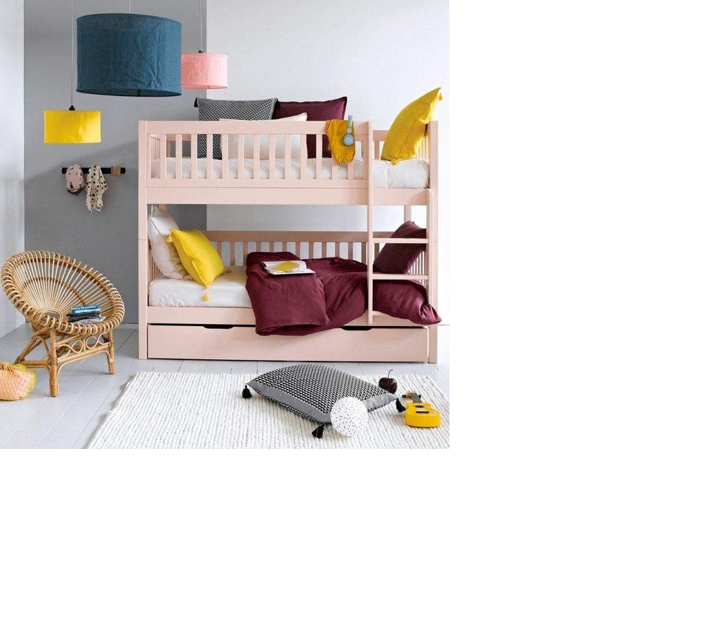 amenager une petite chambre pour 2 enfants am nager une chambre pour trois enfants petite. Black Bedroom Furniture Sets. Home Design Ideas