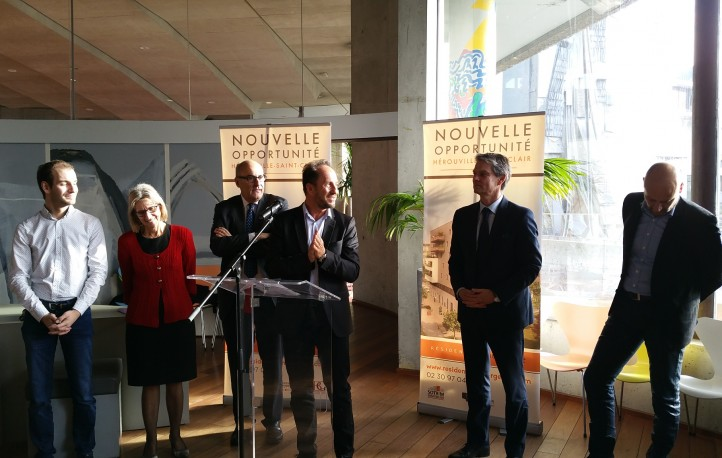 Discours d'Olivier Sanchioni Inauguration Emergence